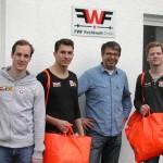 Dominik, Rene, Rolser, Moritz