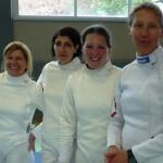 Degen Damenteam 2