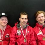 ÖSTM13- Drei Sieger