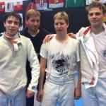 Herrenflorett-Team2