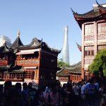 Shanghai altes Haus