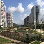 Rio Olympisches Dorf
